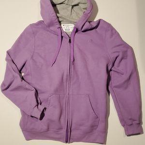 Champion zip jacket